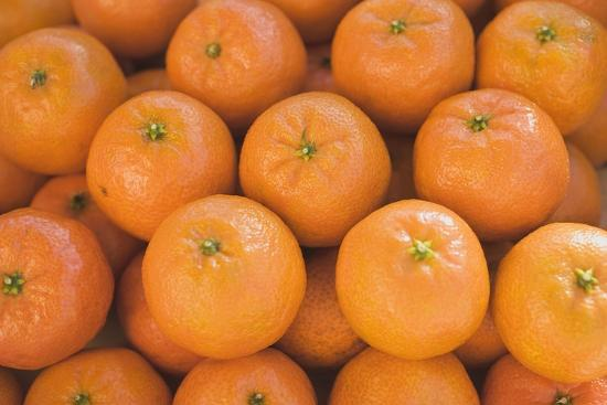 Clementines (Full-Frame)-Foodcollection-Photographic Print