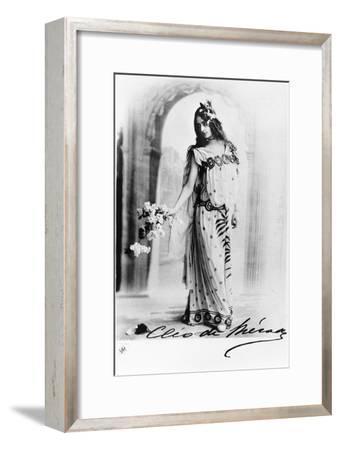 Cleo De Merode, C.1890s