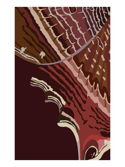 Cleo Wing Heartbeat-Belen Mena-Giclee Print