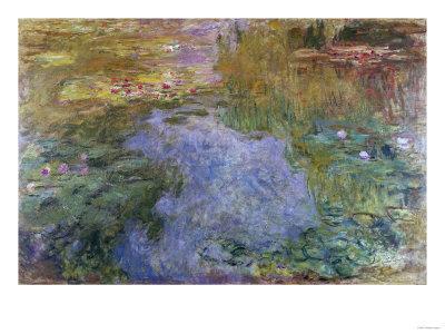 Waterlilies, 1919