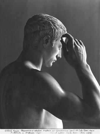 Marcellus as Mercury, Variously Identified as Germanicus, Caesar and Octavian, circa 23 BC by Cleomenes