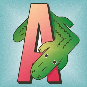 A is for Alligator by Cleonique Hilsaca