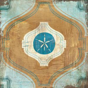 Bohemian Sea Tiles VII by Cleonique Hilsaca