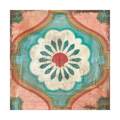 Bohemian Sea Tiles VIII