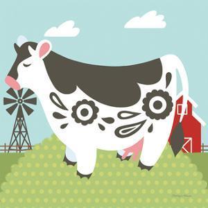 Little Farm IV by Cleonique Hilsaca