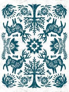 Otomi Deer by Cleonique Hilsaca