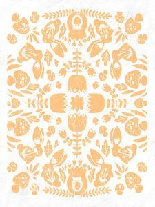 Otomi Rabbits Pastel by Cleonique Hilsaca