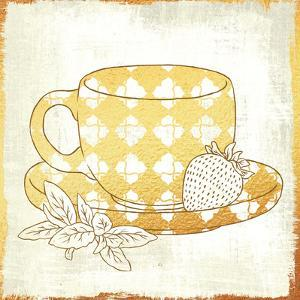 Strawberry Green Tea by Cleonique Hilsaca