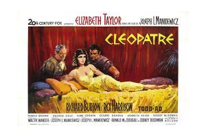 Cleopatra, 1963