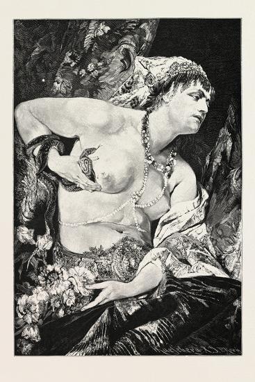 Cleopatra, Egypt, 1879--Giclee Print