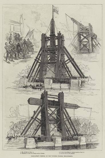 Cleopatra's Needle, on the Victoria Thames Embankment--Giclee Print