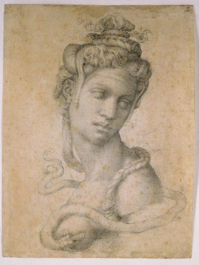 Cleopatra-Michelangelo Buonarroti-Giclee Print