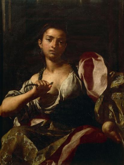 Cleopatra-Giuseppe Bonito-Giclee Print