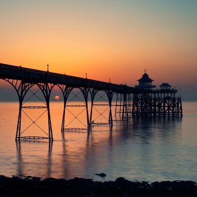 Clevedon Pier-Martin Turner-Photographic Print