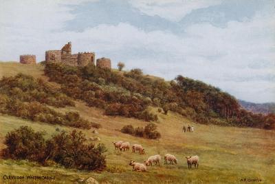 Clevedon, Walton Castle-Alfred Robert Quinton-Giclee Print