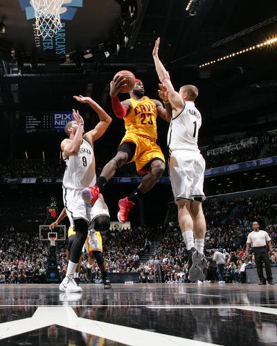Cleveland Cavaliers v Brooklyn Nets-Nathaniel S. Butler-Photo