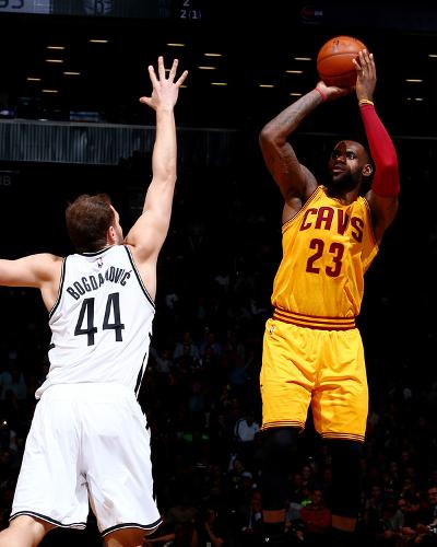 Cleveland Cavaliers v Brooklyn Nets-Nathaniel S Butler-Photo