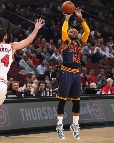 Cleveland Cavaliers v Chicago Bulls-Gary Dineen-Photo