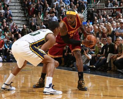 Cleveland Cavaliers v Utah Jazz-Melissa Majchrzak-Photo