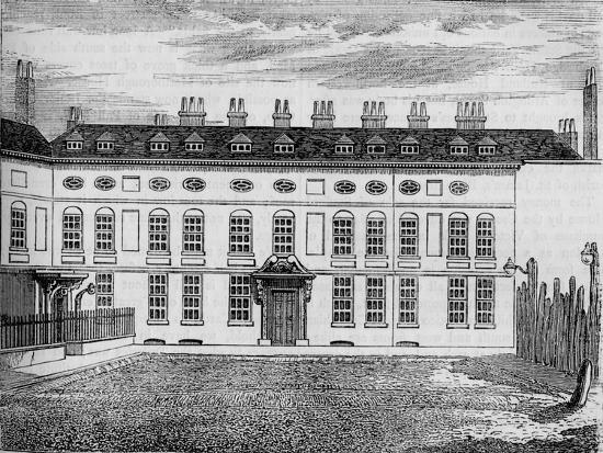 Cleveland House, Westminster, London, c1799 (1878)-Unknown-Giclee Print