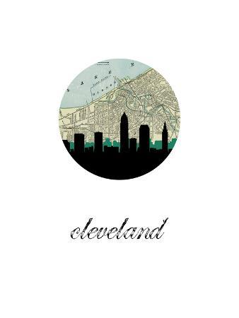 cleveland-map-skyline