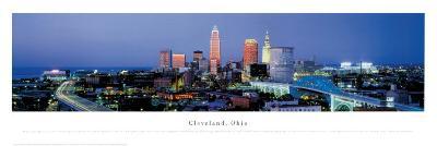 Cleveland, Ohio-James Blakeway-Art Print