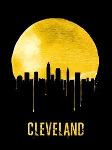 Cleveland Skyline Yellow
