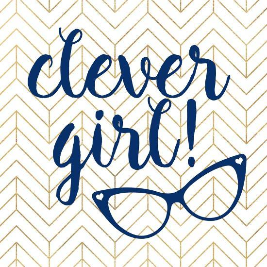 Clever girl!-Bella Dos Santos-Art Print