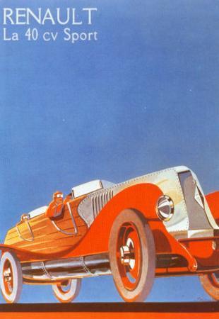 Cliche Renault I