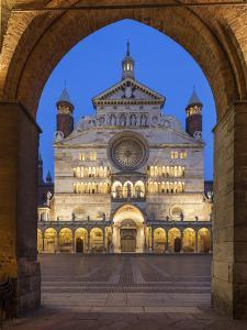 Cathedral Square, Cremona, Lombardy, Italy by ClickAlps