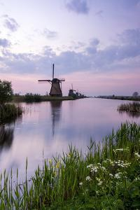 Kinderdijk,Molenwaard - Holland by ClickAlps