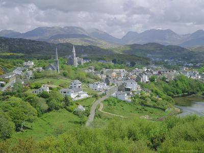 Clifden, Connemara, County Galway, Connacht, Republic of Ireland (Eire), Europe-Roy Rainford-Photographic Print