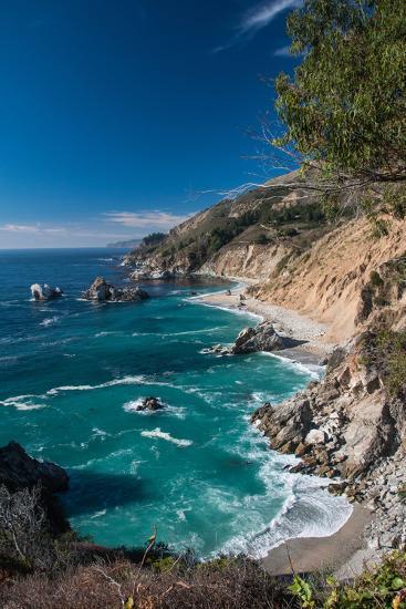 Cliff Coast-Norbert Kurzka - Photography-Photographic Print