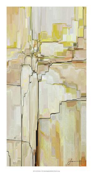 Cliff Dwellers I-James Burghardt-Giclee Print