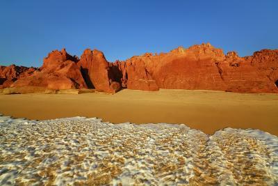 Cliff Landscape at Cape Leveque-Frank Krahmer-Photographic Print