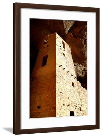 Cliff Palace Detail I-Douglas Taylor-Framed Photographic Print