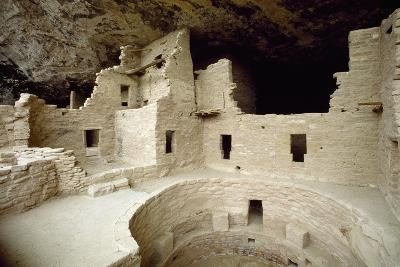Cliff Palace, Mesa Verde National Park--Photographic Print