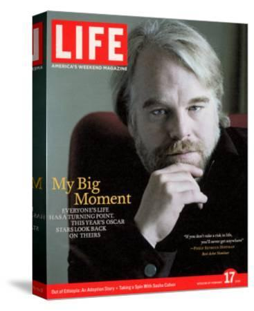 Oscar Nominated Actor Philip Seymour Hoffman, February 17, 2006