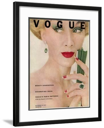 Vogue Cover - October 1951