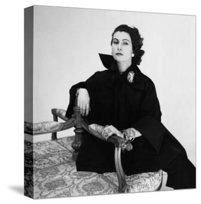 Vogue - May 1951 - Simonetta Visconti