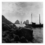 Vogue - September 1947 - Capri-Clifford Coffin-Premium Photographic Print