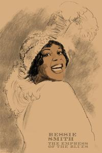 Bessie Smith by Clifford Faust