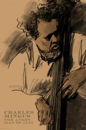 Charles Mingus by Clifford Faust