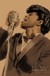 James Brown by Clifford Faust