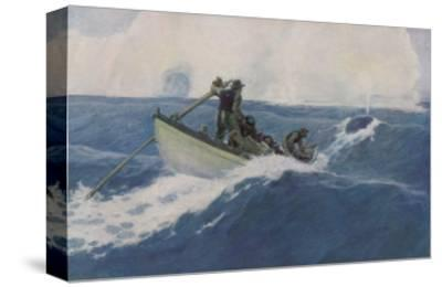 The Chase of the Bow-Head Whale