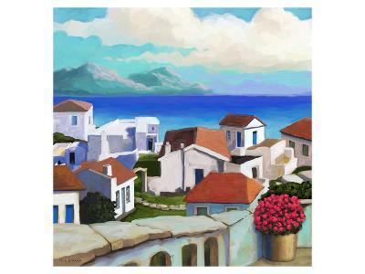 Cliffs 1-Kurt Novak-Art Print
