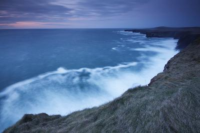 Cliffs and Coastline of Loop Head; County Clare Ireland-Design Pics Inc-Photographic Print