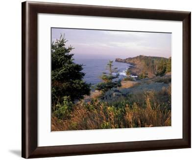 Cliffs, Maine, USA-Jerry & Marcy Monkman-Framed Photographic Print