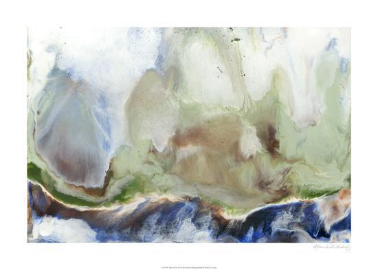 Cliffs of Dover II-Alicia Ludwig-Limited Edition