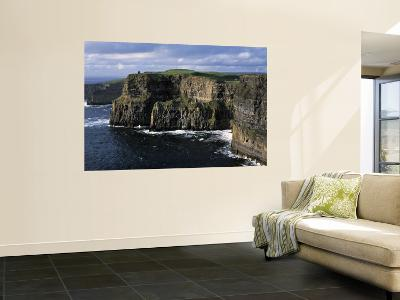 Cliffs of Moher, County Clare, Ireland-Gavin Hellier-Wall Mural